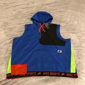 Nike Therma Sleeveless Hoodie